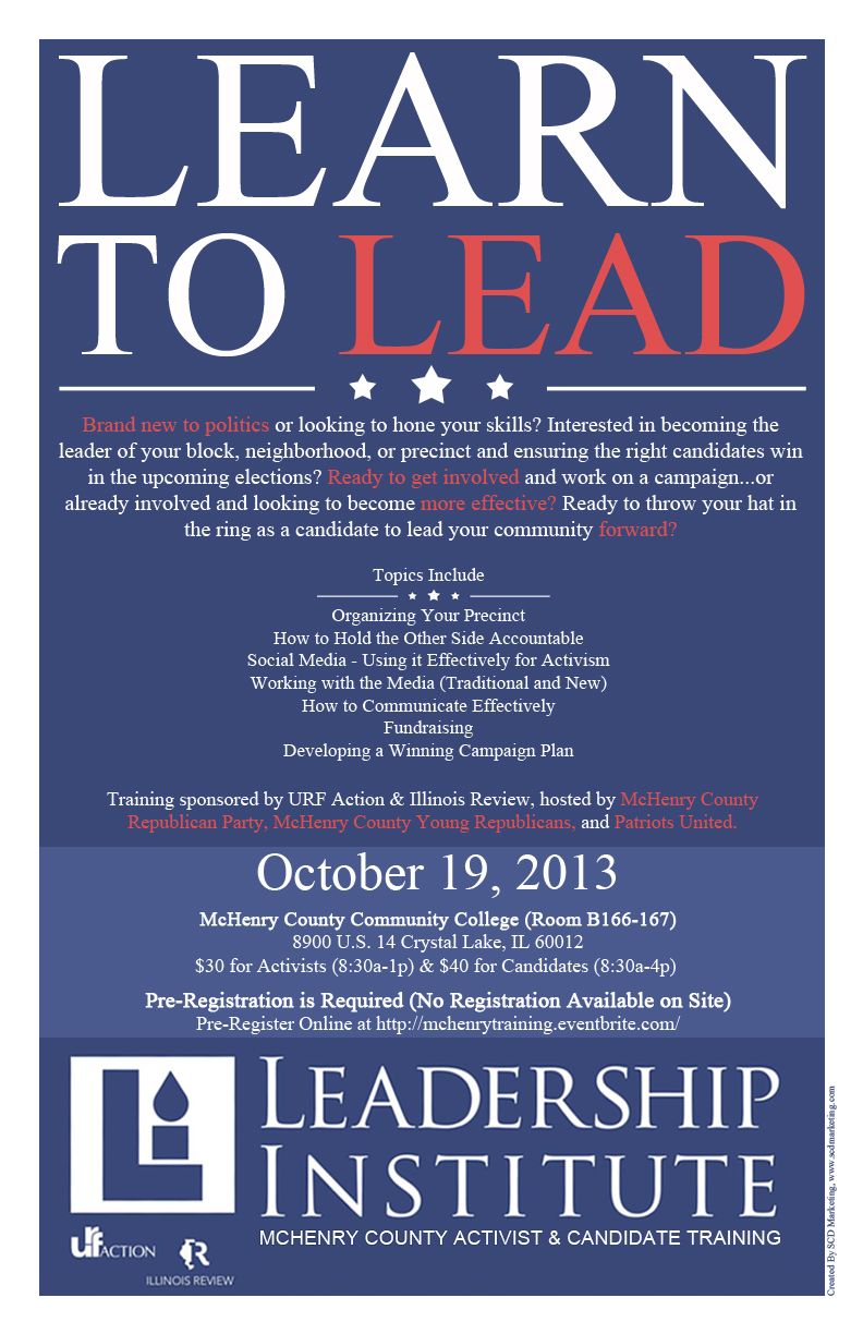Mcyr Leadership Institute Training Mchenry County Young